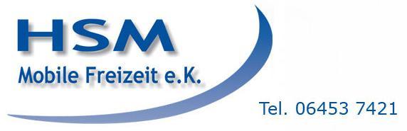 HSM-Onlineshop, Isabella-Vorzelte, Gemünden Wohra, Campingzubehör, Wohnwagenzubehör, Vorzelte-Logo
